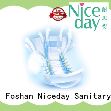 Niceday super thin adult diapers absorption for absorption