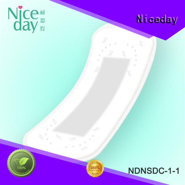 Niceday high-end cotton pads for periods brands pure for female