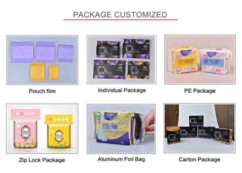 wholesale unbranded product cherish sanitary napkin pads/anion sanitary napkin philippines ND20161-6-Niceday-5