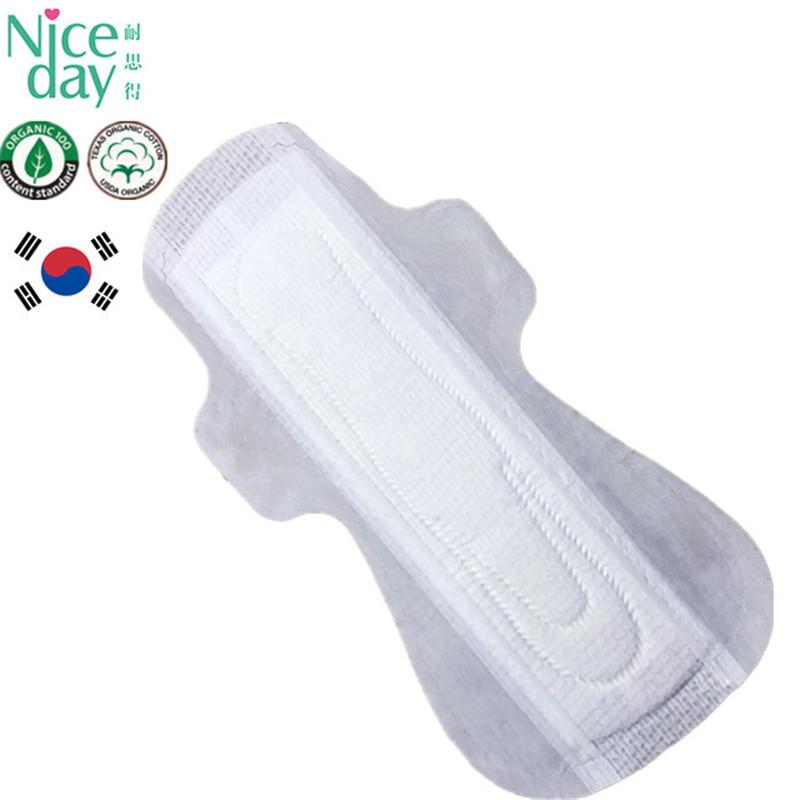 All size ultra thin sanitary pads organic cotton soft care sanitary napkins ND20181-1-Niceday