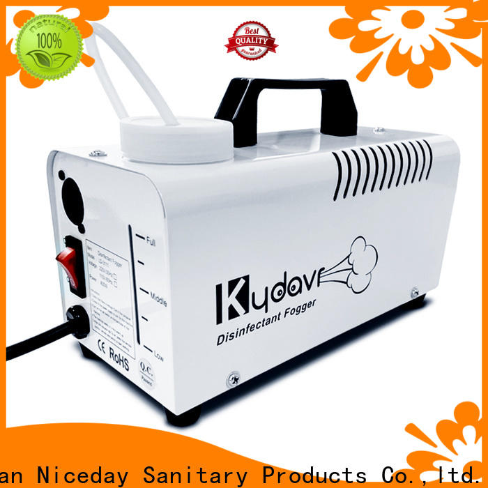 Niceday fogger spray machine manufacturer for disinfection
