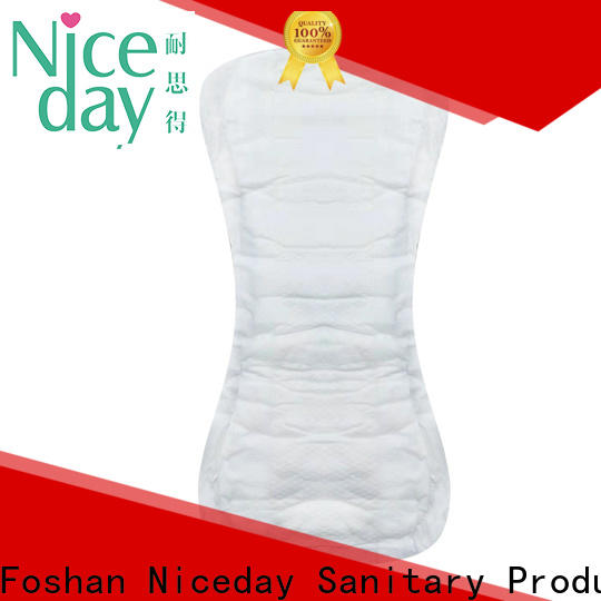 Niceday soft best pads for after delivery service for women