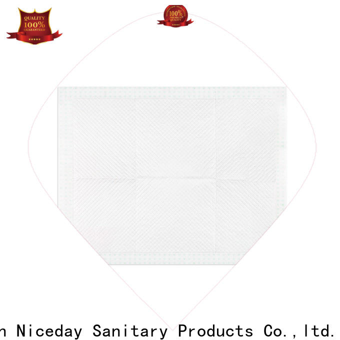 Niceday disposable bed pads reusable washable underpads inquire for baby