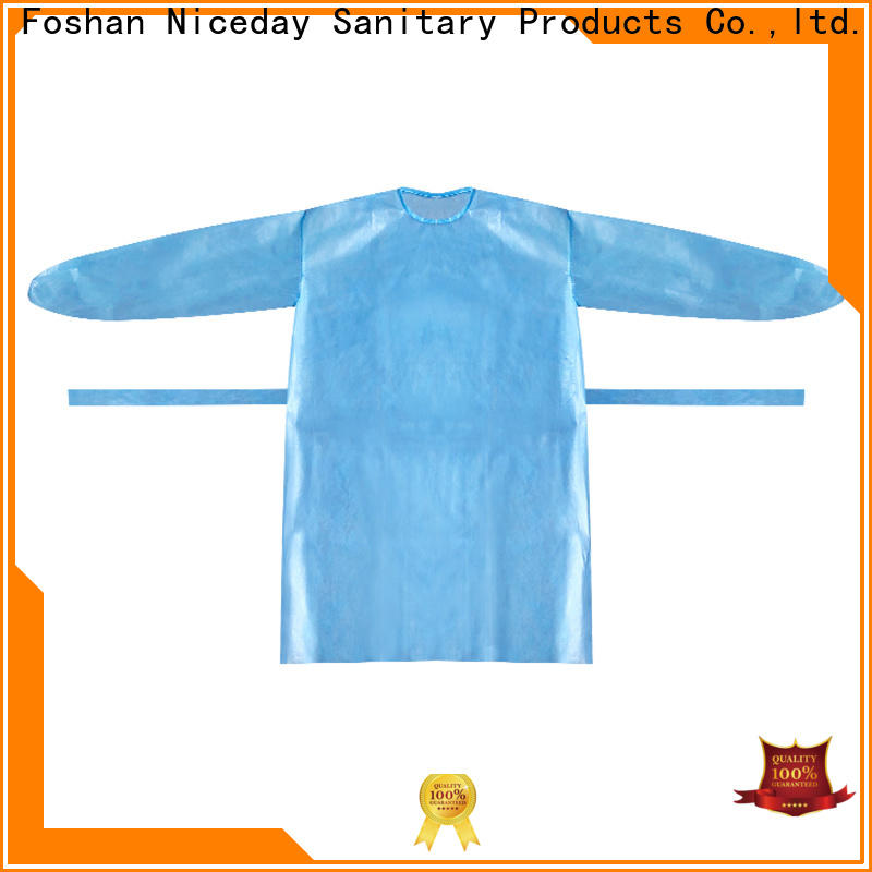 Niceday protective workwear company for hospitals