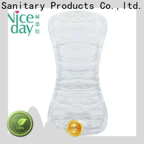 Niceday soft maternity sanitary pads supply for women