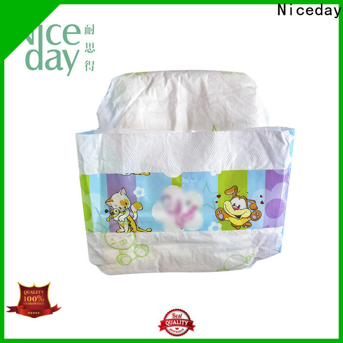 Niceday Latest newborn baby diapers on sale price for baby