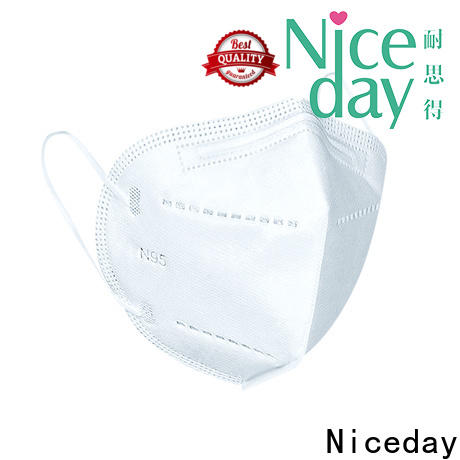 Niceday Custom maded medical face mask factory for hospitals