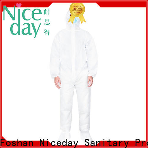Niceday Purchase protective coveralls vendor for medical use