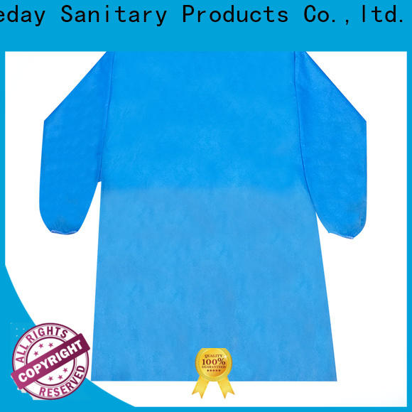 High-quality disposable suit suppliers for medical use