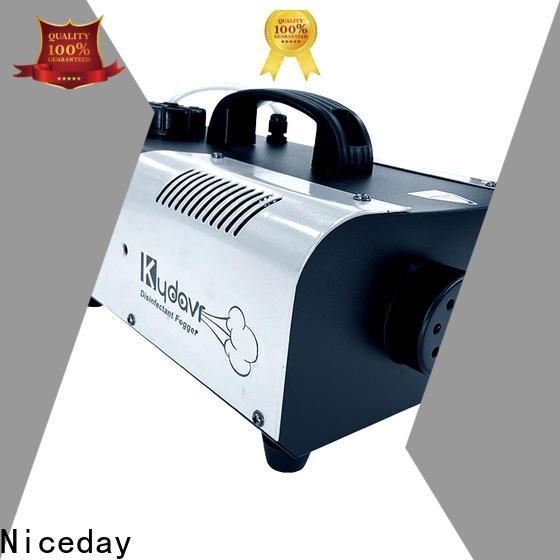 Niceday Customized fogger spray machine company for disinfection