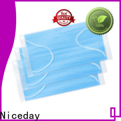 Niceday Custom maded disposable surgical masks suppliers for virus prevention