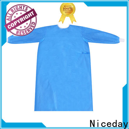 Niceday protective clothing manufacturers price for medical use