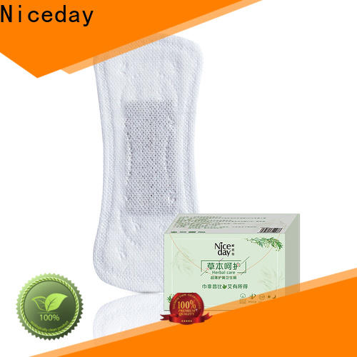 Niceday soft new menstrual products brand for girls