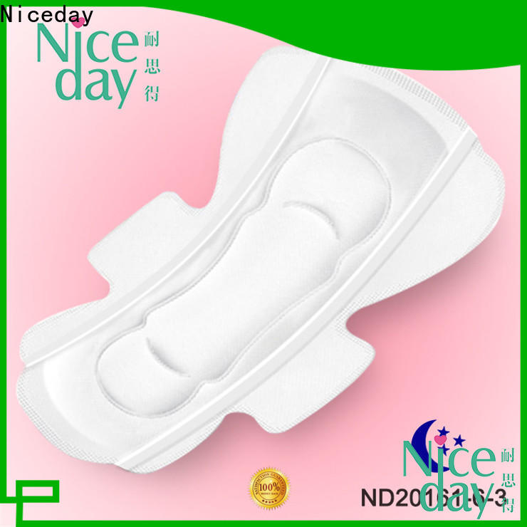 Niceday Top sanitary napkins manufacturers cost for female