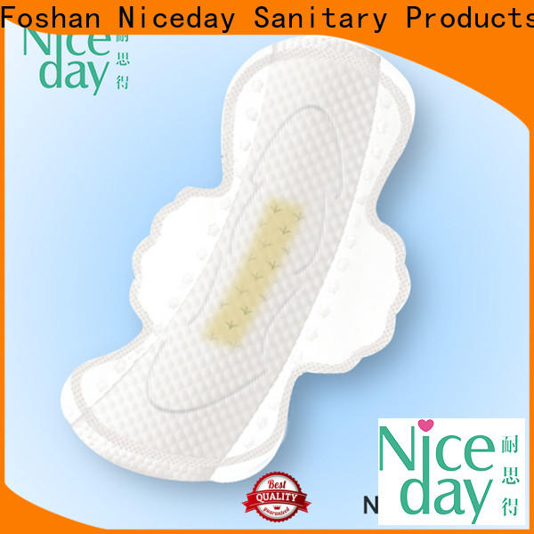 Niceday herbal different pads for periods distributor for female