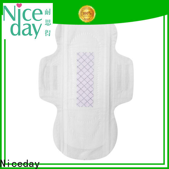 Niceday Best selling using sanitary pads factory for women