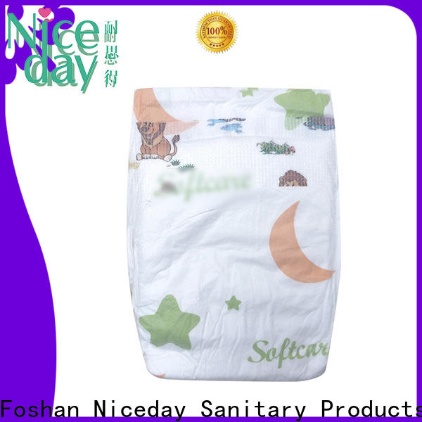 Best selling premature baby diapers organic factory for baby