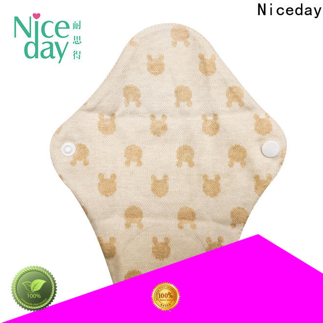 Custom women's pads for period printed suppliers
