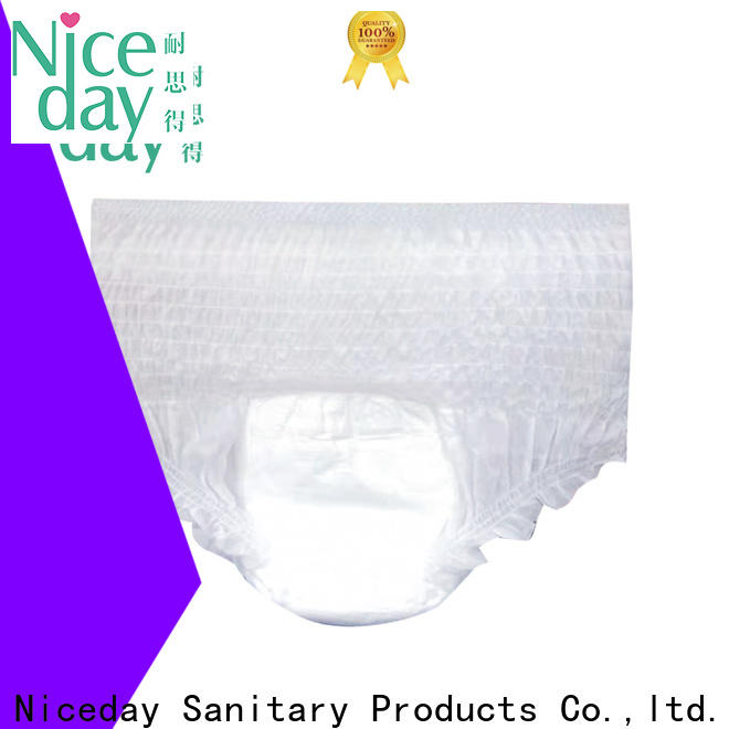 Niceday adult diapers for women distributor for absorption