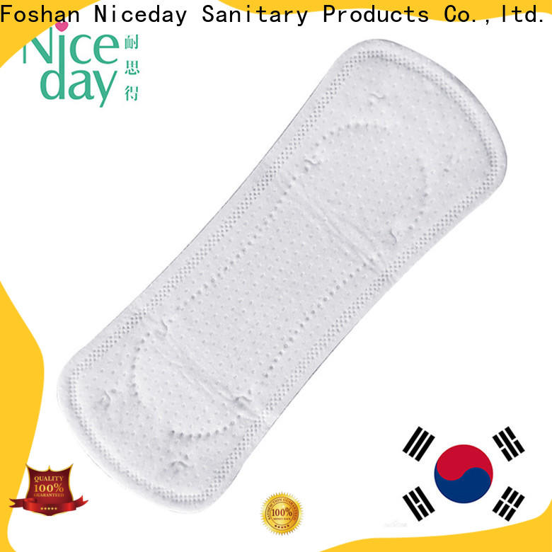 Niceday brands sanitary pads for ladies factory for women
