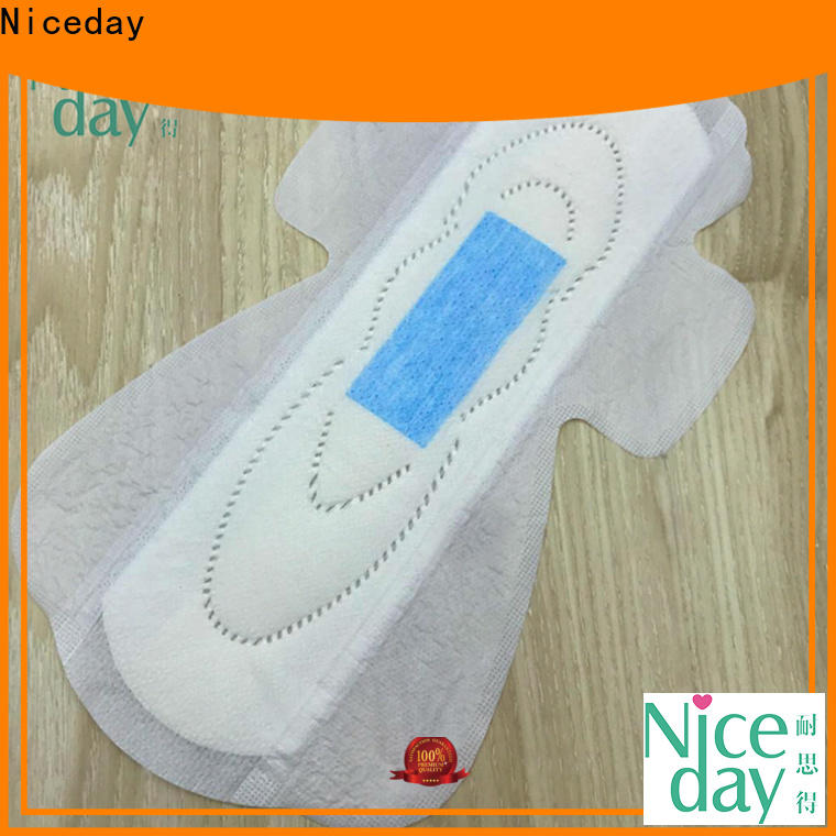 Niceday cool healthy sanitary pads for feminine