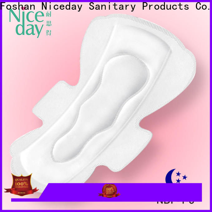 Niceday Custom best cotton pads for periods for period