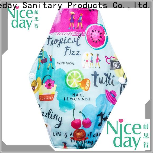 Niceday reusable reusable menstrual pads brand for ladies