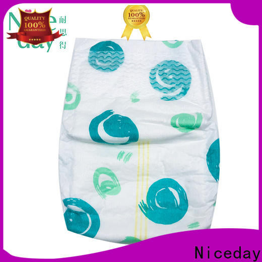 Niceday Best selling organic diapers price for baby boy