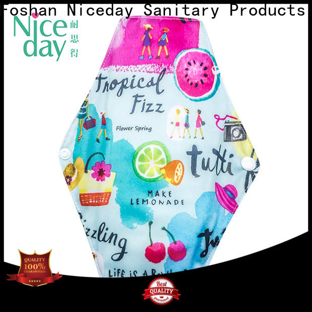 Niceday Best recyclable sanitary pads