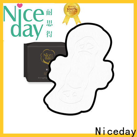 Niceday wholesales sanitary napkins with wings cost for feminine