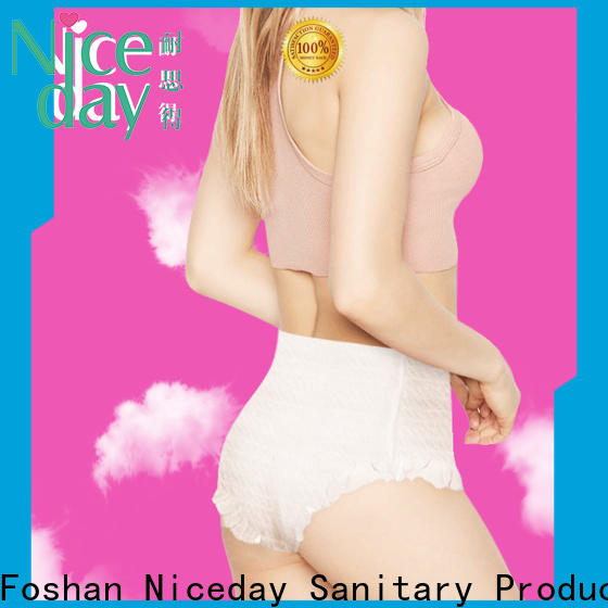 Best disposable period pants distributor for period
