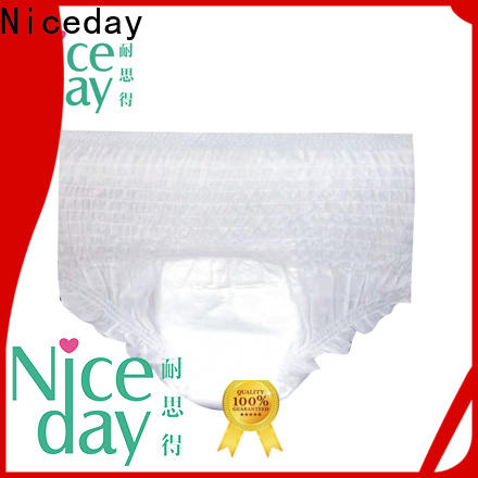 Best selling adult baby plastic pants oem wholesale for adult