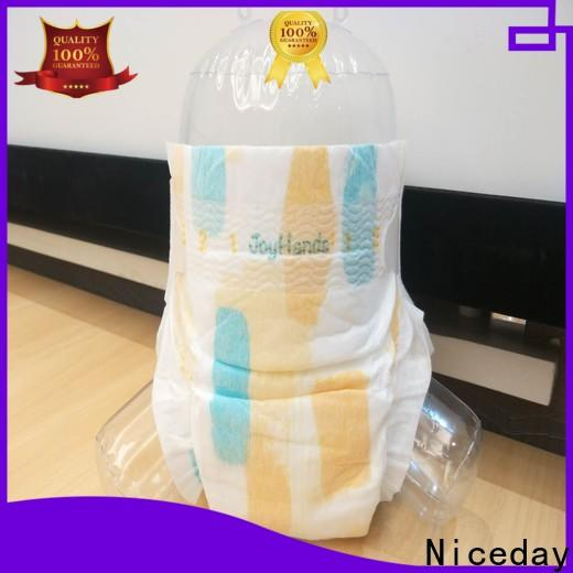 Niceday disposable baby diaper factory for baby girl