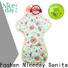 Niceday organic reusable sanitary pads supply for girl