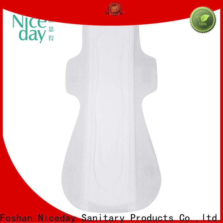 Niceday Custom women's sanitary pads for sale for girls