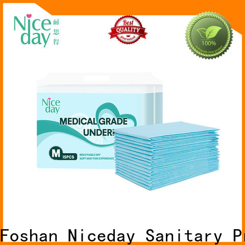Customized reusable underpads for adults medical manufacturers for adult