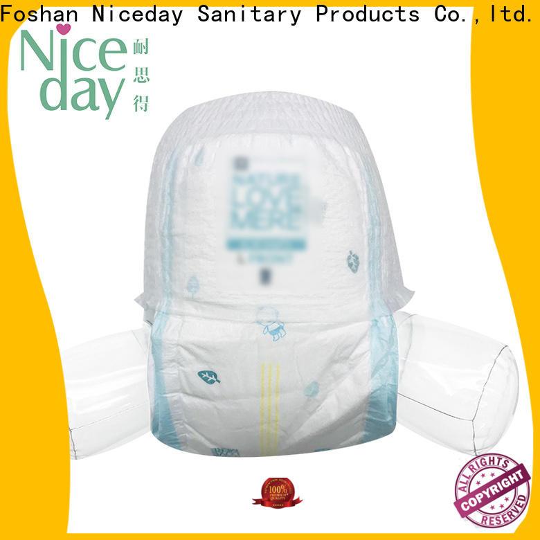Niceday korean baby girl diaper wholesale for baby boy