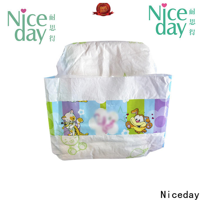 Niceday organic huggies special delivery hypoallergenic baby diapers price for baby