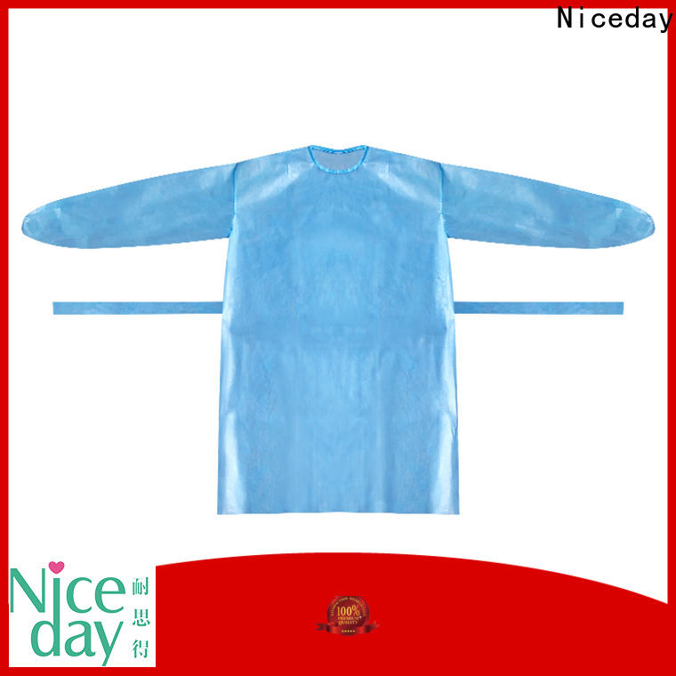 Niceday Purchase safety apparel brand for hospitals