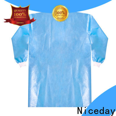 Niceday safety coveralls wholesale for hospitals