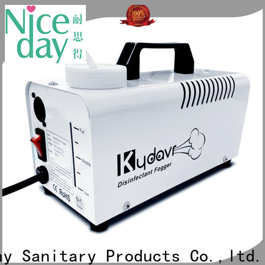 Niceday disinfection fogging machine company for disinfection
