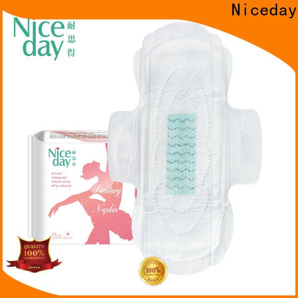 Custom women sanitary nonwoven wholesale for ladies