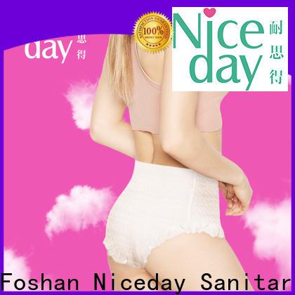 Niceday Custom period pants australia suppliers for girls