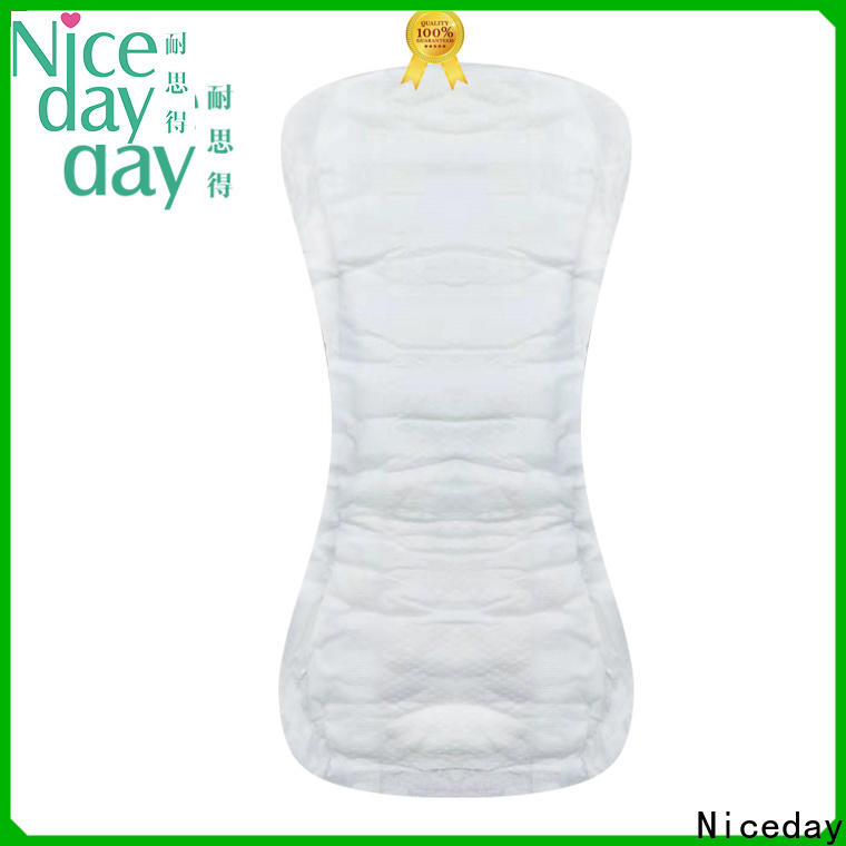 Customized best maternity pads for hospital oem for women