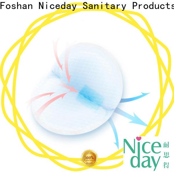 Niceday nursing washable breastfeeding pads distributor for women