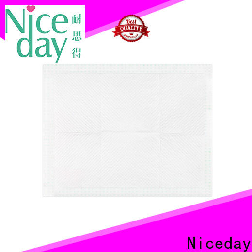 Niceday disposable disposable bed sheets for incontinence factory for baby