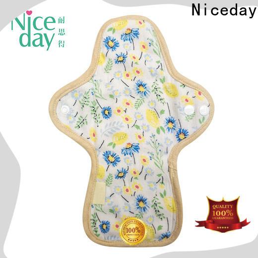 Niceday Bulk reusable sanitary napkins for women