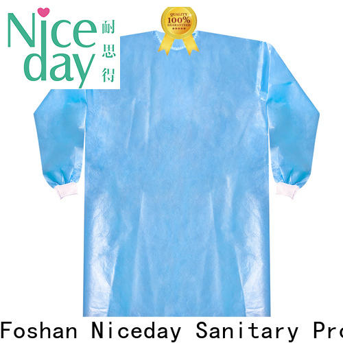 Niceday protective coveralls for medical use