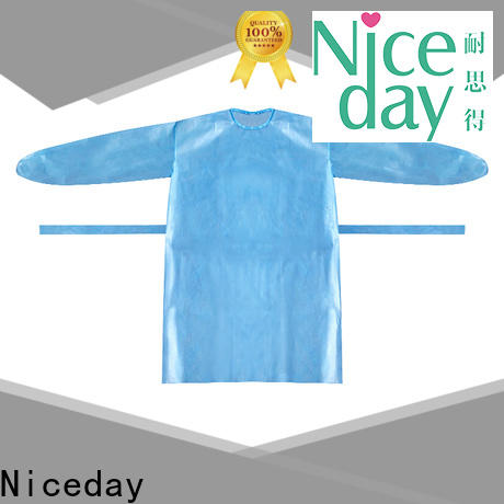 Niceday Top disposable suit cost for virus prevention