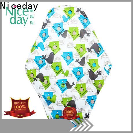 Niceday eniceday price of reusable sanitary pads supply for ladies
